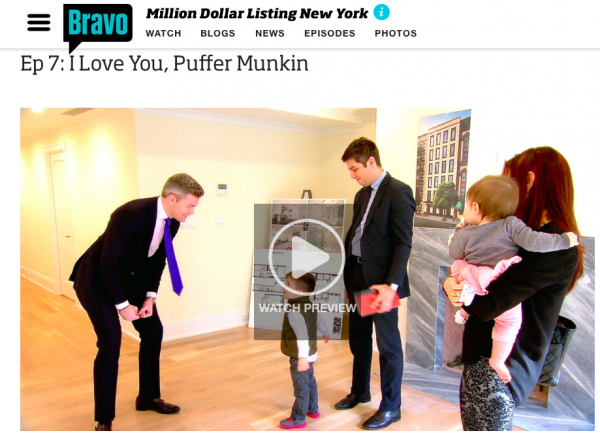 Eventsy's CEO Appears On Bravo's Million Dollar Listing!
