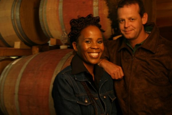 Wine Tasting with the Award-Winning First Black Female ​South African Winemaker